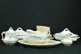 Tunstall England China Set