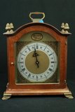 Tempus Fugit Battery Powered Clock