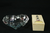Lighthouse Trinket Box & Heart Shaped Tray