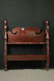Mahogany 4 Post Twin Single Bed
