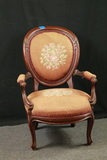 Victorian Gentlemans Chair