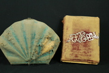 2 Victorian Photo Albums With Photos