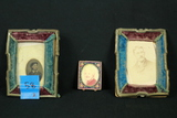 2 Victorian Frames & 1 Inlay Frame