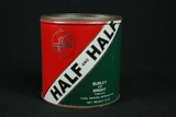 Burley & Bright Half And Half Tobacco Tin