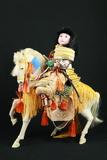 Oriental Souvenier Doll