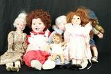 6 Dolls