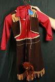 Child's Cowgirl Costume