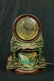 Master Crafters Motion Mantle Clock