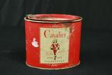 Cavalier Cigarettes Tin