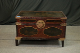 Oriental Chest On Stand