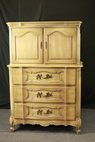 French Provincial Style Chest With Drawers