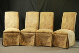 4 Dining Upholstered Chairs