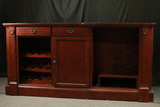 Bar Cabinet With Formica Top