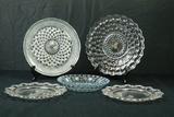 5 Glass Plates