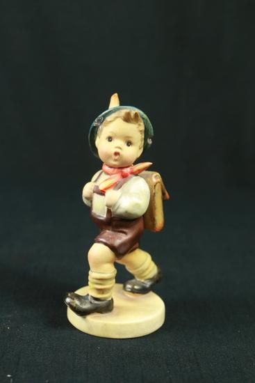 Hand Painted Hummel Figurine
