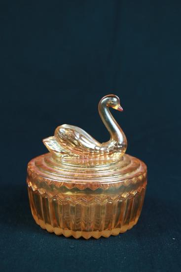 Swan Dresser Box