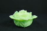 Glass Cabbage Bowl