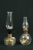 2 Oil Lamps
