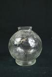 Glass Globe Piggy Bank