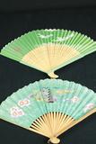 2 Oriental Fans