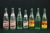 7 Antique Bottles