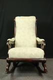 Antique Empire Rocking Chair