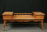 3 Piece Maple Coffee Table & 2 End Tables By Mersman