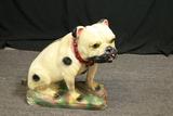 Chalkware Bulldog