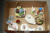 Box Of Birds & Flowers