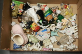 Box Of Assorted Japaneseware