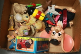 Box Of Assorted Toys