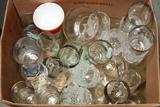 Box Of Assorted Stemware