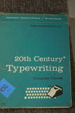 20th Century Type Writing Complete Book