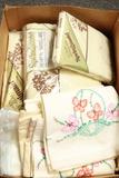 Box Of Sheets & Cloths