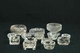 Assorted Glass Salts
