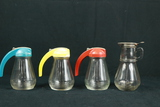 4 Syrup Dispensers