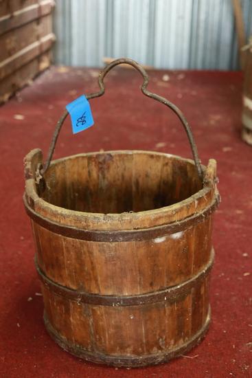 Antique Well Bucket
