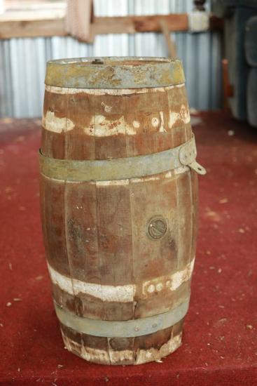 Antique Keg