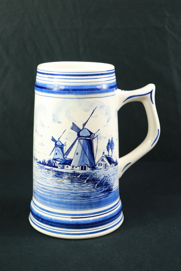 Delft Nautical Stein