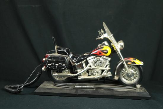 Harley Davidson Motorcycle Telephone