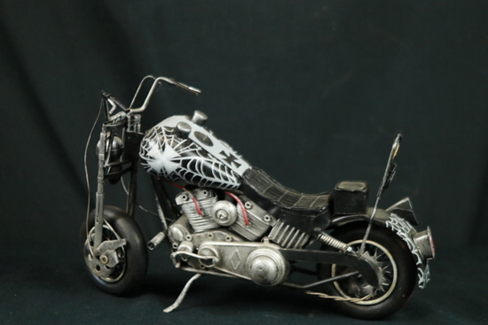 American Chopper Model Motorcycle