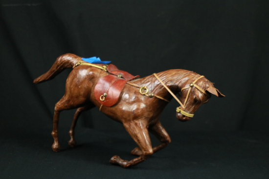 Leather Horse
