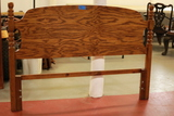 Full Size Head Board & Bed Frame