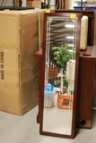 Over The Door Jewelry Cabinet With Mirror Front