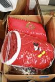 Mickey Mouse Blanket & Christmas Décor