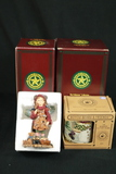 The Wee Folkstones Collection Figurines & Cup