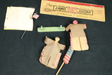 Assorted Model Railroad Pieces