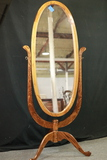 Oak Chavelle Mirror