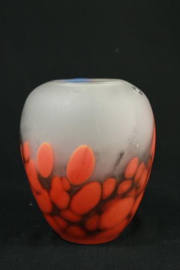 Tarnowiec Art Glass Vase