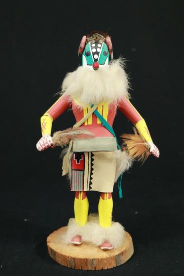 Figurine On Stand
